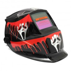 Bloody Ghost Solar Welder Mask Electric Welding Auto Darkening Welding Helmet