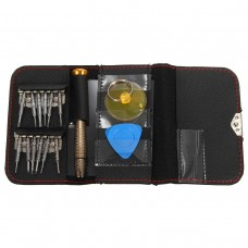 16 in 1 Portable Universal Repair Screwdriver Tools Set for iPad4 iPhone 5 6 Plus