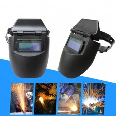 Auto Darkening Welding Helmet Shield Arc Welding Mask Solar Powered 20.5x18.5CM