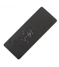 165 x 65mm Magnetic Memory Mat Chart Mini Soft Repair Work Pad Mobile Phone Repair Hand Tools